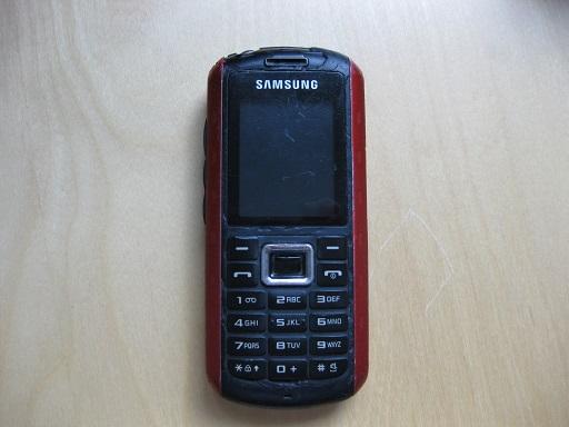 Samsung Handy - ca. 10 Jahre alt
